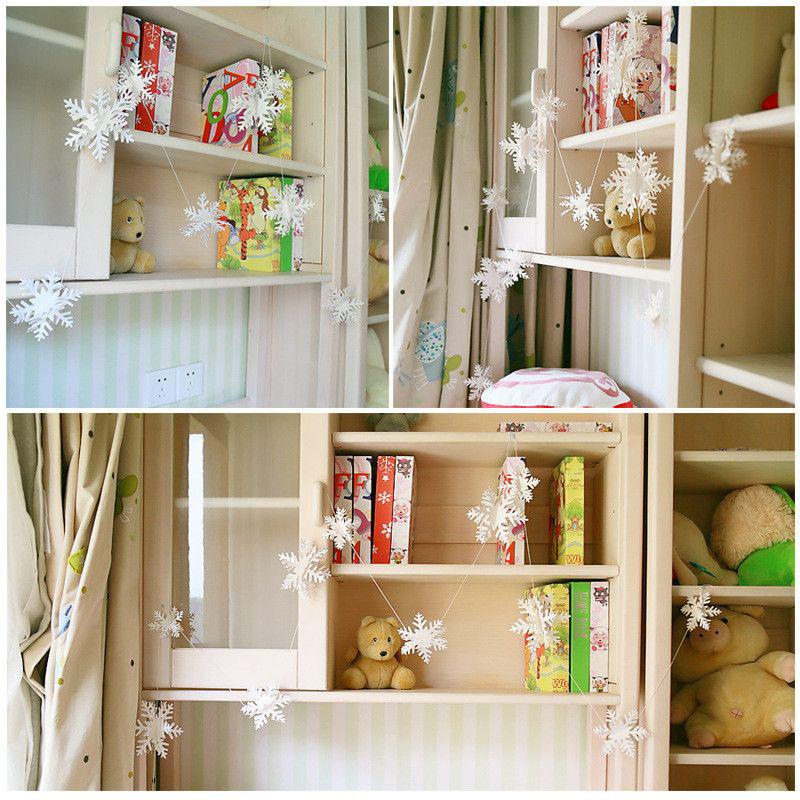 3d-sneeuwvlok-kerst-decoratie-slinger-papier-2