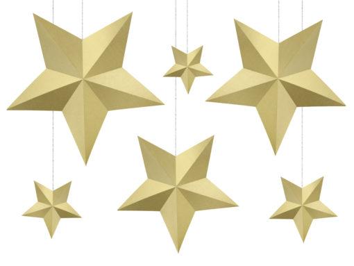 6 gouden sterren