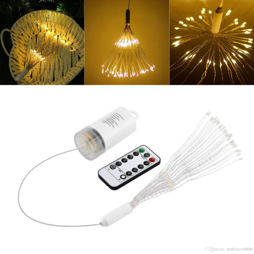 Fireworks Lamp 30cm Explosie bal 4