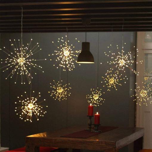 Fireworks Lamp 30cm Explosie bal 6