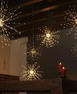 Fireworks Lamp 30cm Explosie bal 8