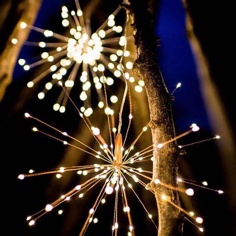 Fireworks Lamp 30cm Explosie bal