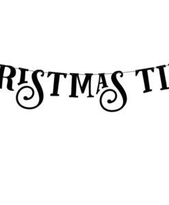 banner Christmas Time