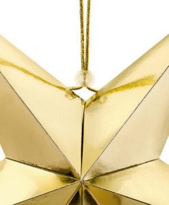 gouden ster van 45cm