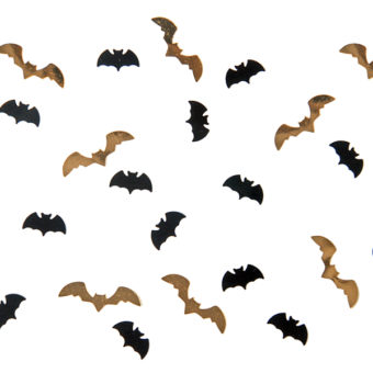 Confetti vleermuizen