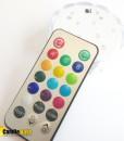 LED met 13 kleuren en afstandsbediening