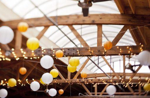Lampionnen mogen op geen enkel feest ontbreken