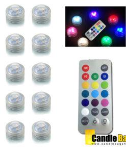 LED Lampjes met afstandsbediening