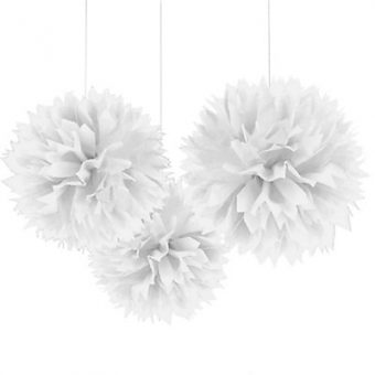 White-Baby-Shower-Tissue-Paper-Pom-Poms