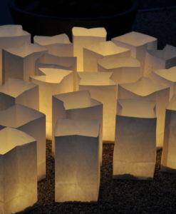 neutrale candlebags