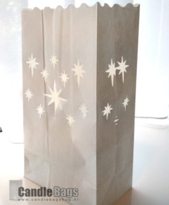 candle bag starburst