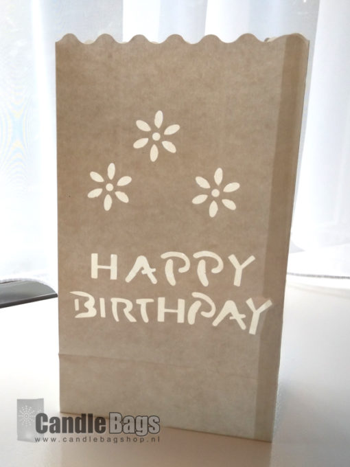 candlebag happy birthday