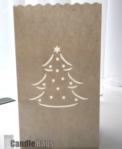 candlebag kerstboom