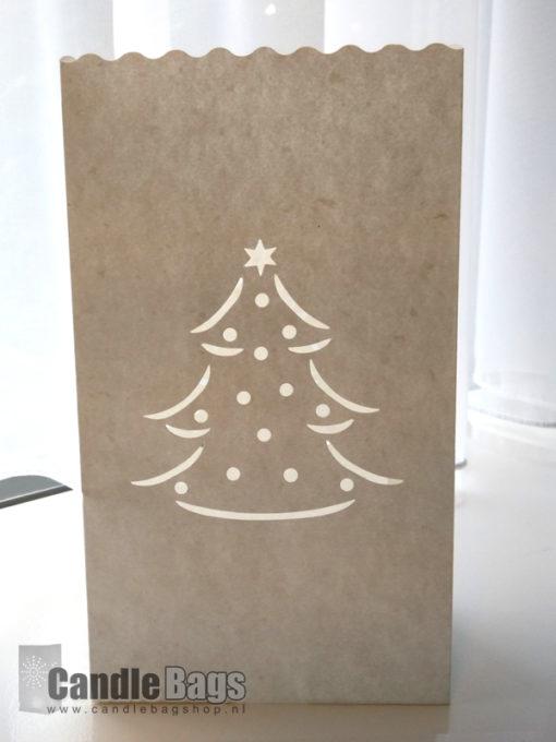 candlebag kerstboom