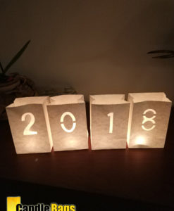 candle bag set 2018