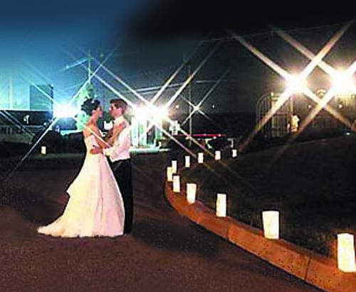 candlebag huwelijk