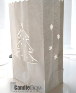 candlebag kerstboom midi
