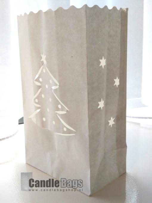candlebag kerstboom midi
