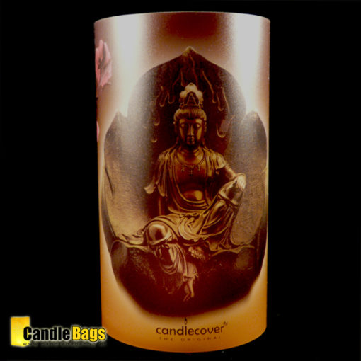 candlecover-CC-92-Buddha-Bronze