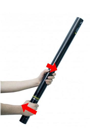 confetti shooter kanon gebruiksaanwijzing