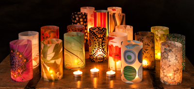 diverse candlecovers