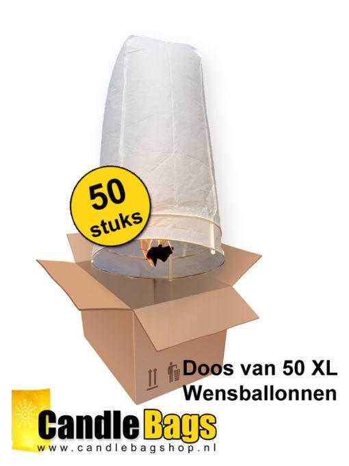 doos wensballonnen kopen