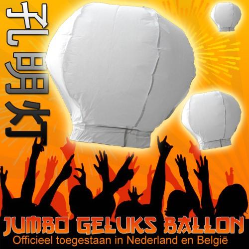 wensballon jumbo