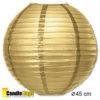 45cm gouden lampion