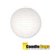 Witte Lampion 45cm