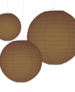 lampion coffee verkrijgbaar in diverse diameters en mooi te combineren