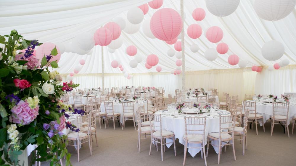 Bruiloft Decoraties Met Lampionnen Doe Hier Inspiratie Op