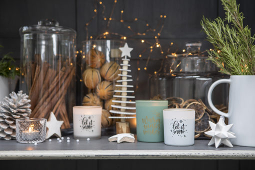 let it snow kerst giftset