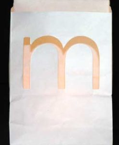 candle bag m