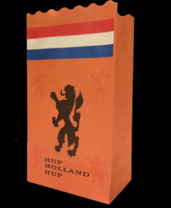 Hup Holland WK candlebags