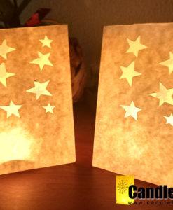 sterren candle bag midi