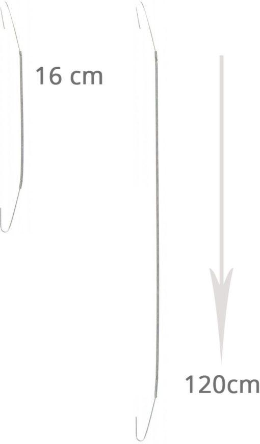 veerhaakje ophangen lampion